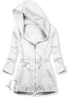 Tunika s kapucňou nositeľná ako plášť