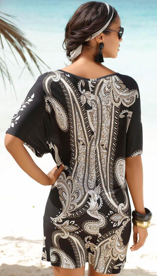 Ľahké plážové šaty Lascana