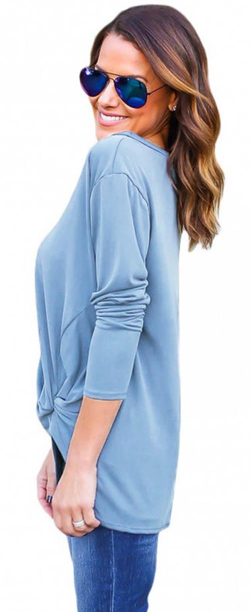 Moderný dámsky sveter
